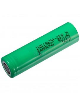 18650 R25 Battery 2500mah